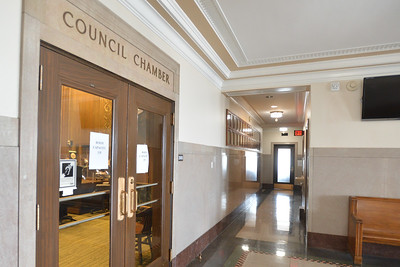 Kansas City Council Chambers