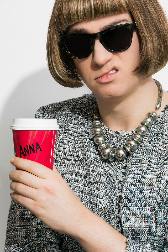 Ryan Raftery is the Most Powerful Woman in Fashion – The Anna Wintour Musical
