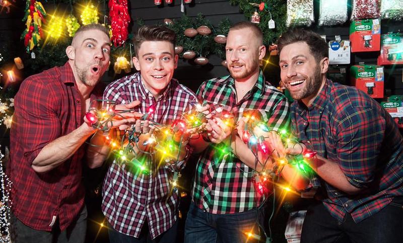 A Well Strung Christmas