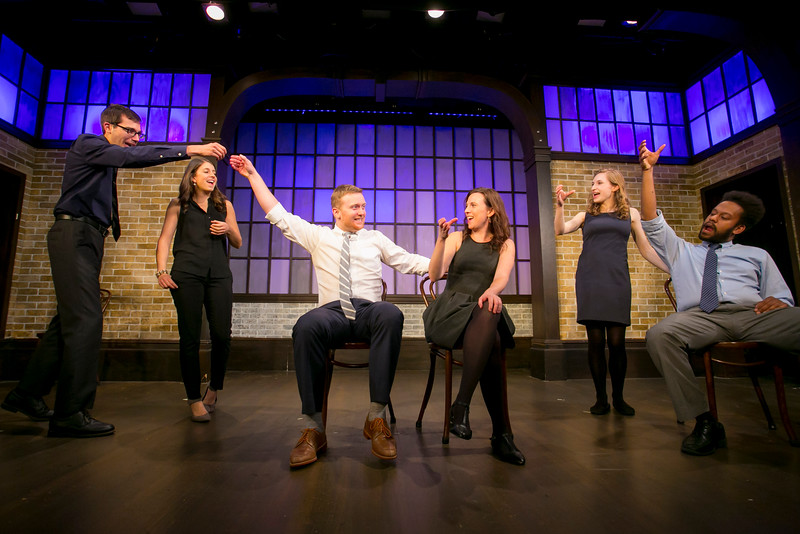 The Second City Live: We're All In This Room Together