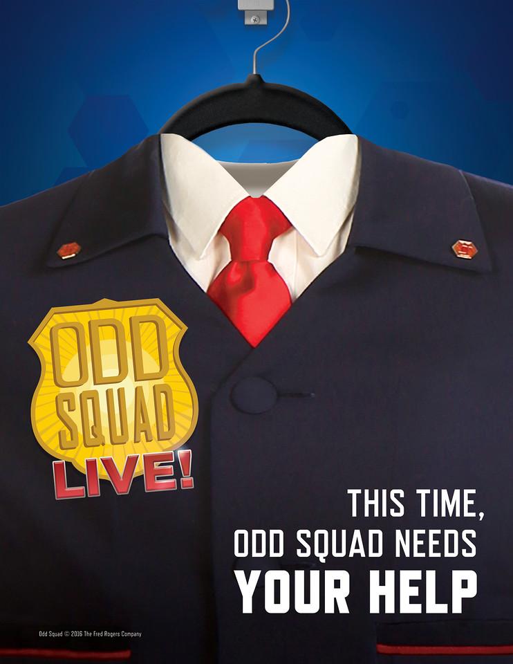 Odd Squad Live!