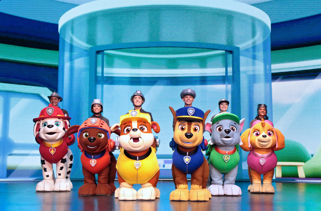 """Paw Patrol Live! """"The Great Pirate Adventure"""""""