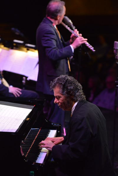 Jazz at Lincoln Center Orchestra with Wynton Marsalis and Chick Corea