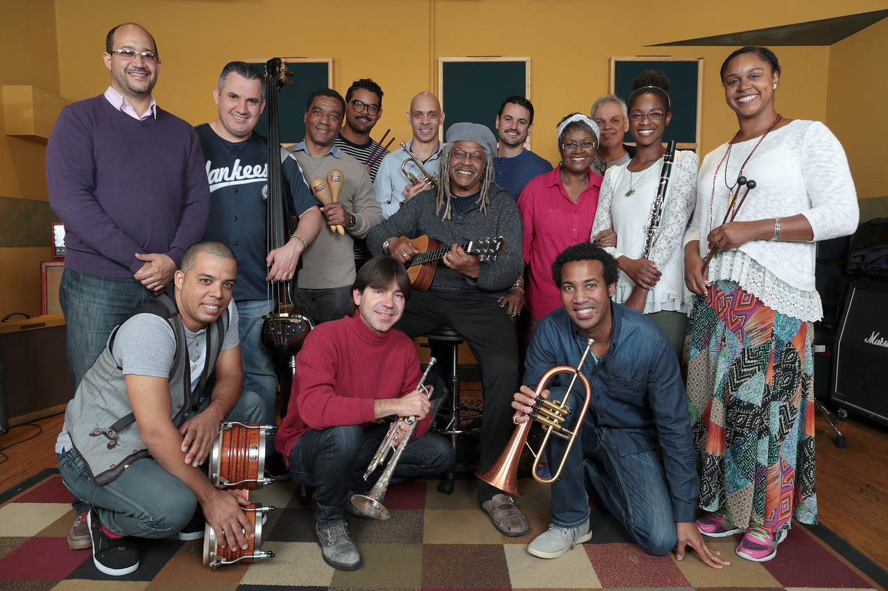 Juan De Marcos and the Afro-Cuban All Stars