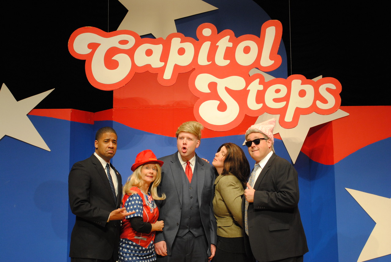 Capitol Steps: Orange is the New Barack
