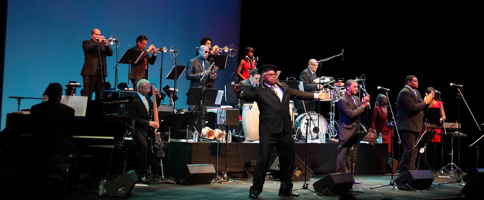 Juan De Marcos and the Afro-Cuban All Stars