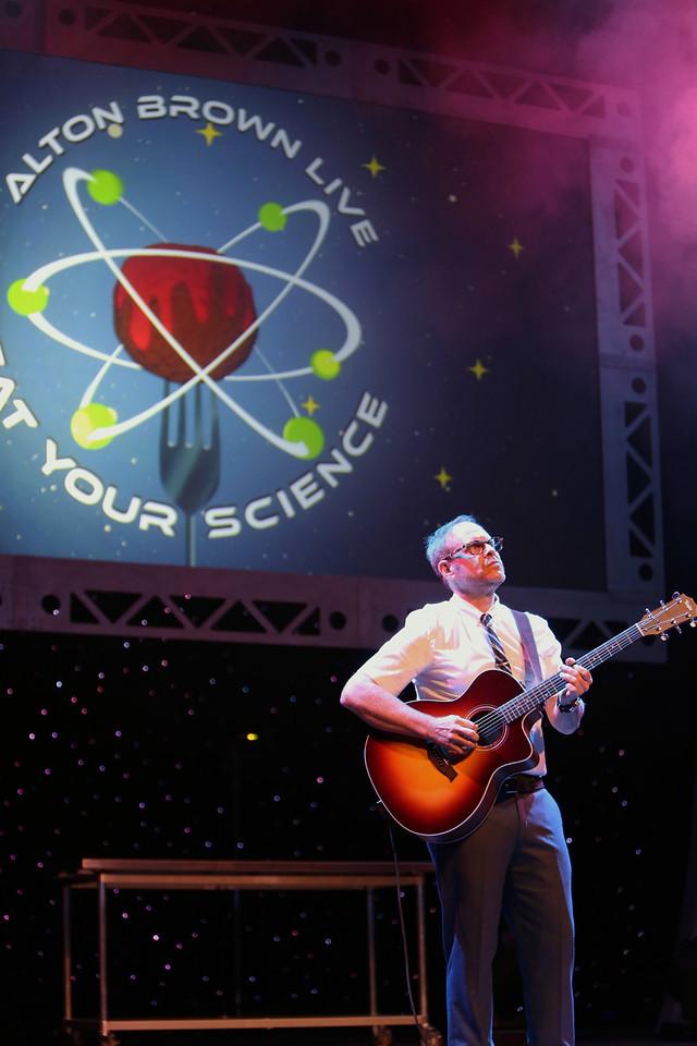 Alton Brown Live: Eat Your Science Tour