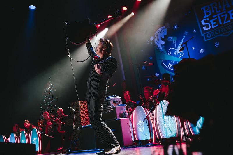 The Brian Setzer Orchestra's 15th Anniversary Christmas Rocks! Tour
