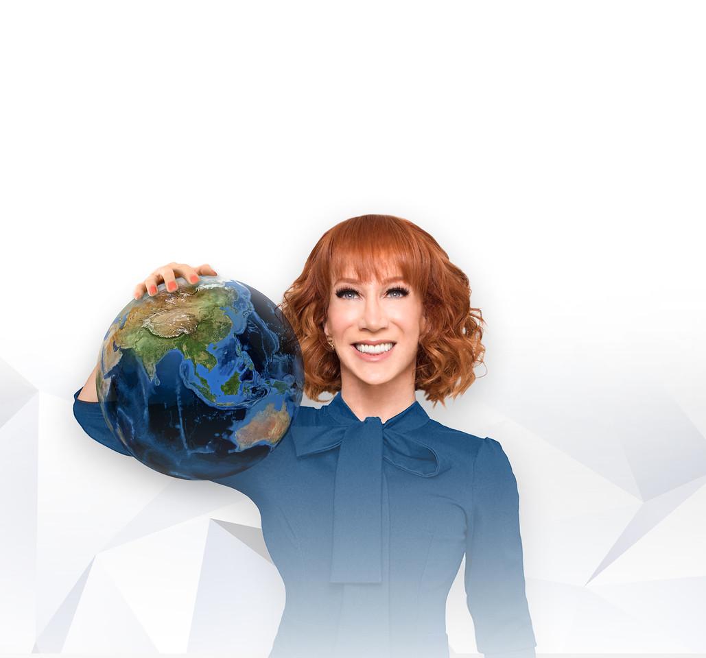 Kathy Griffin: Laugh Your Head Off World Tour