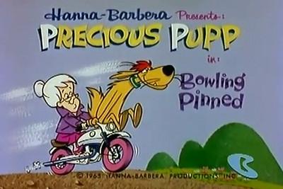 Precious Pupp - 'Bowling Pinned' - 1965