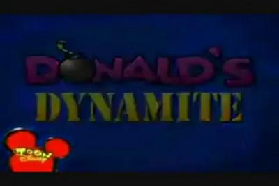Donald's Dynamite - 1999