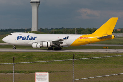 17 May 2014 - Northern Kentucky Airport (CVG)