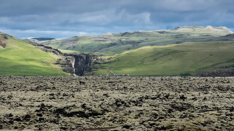 Eldrun Lava Field