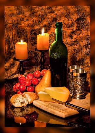 Evening Repast