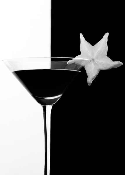 Starfruit Martini