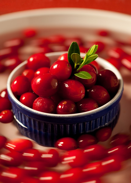 Cranberry Swirl