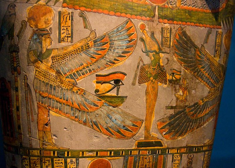 Egyptian Mummy Case