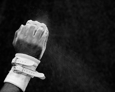 Chalk Dust Hands