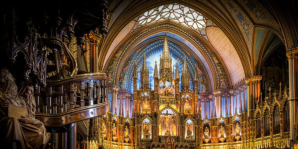 Notre Dame, Montreal