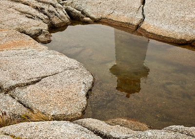 Peggy's Cove Reflection