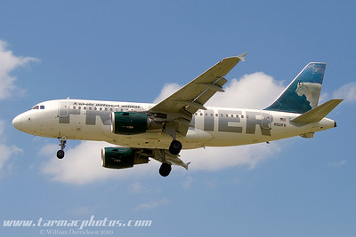 FrontierAirlinesAirbusA319111N921FR_2