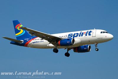 SpiritAirlinesAirbusA319132N506NK_21