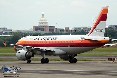 Ronald Reagan Washington National Airport - 2012
