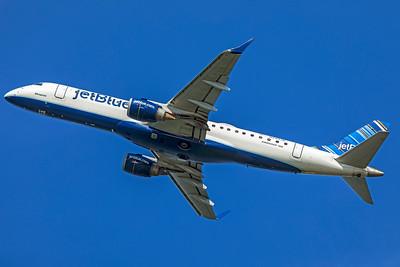 jetBlue Airways Embraer ERJ-190-100IGW N249JB 7-10-18