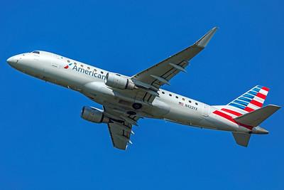 Republic Airways Embraer ERJ-170-200LR N422YX 7-10-18