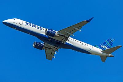 jetBlue Airways Embraer ERJ-190-100IGW N306JB 7-10-18
