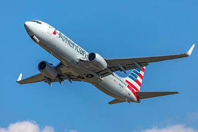 American Airlines Boeing 737-823 N969AN 7-10-18