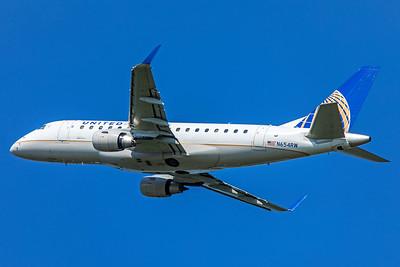Republic Airways Embraer ERJ-170-100SE N654RW 7-10-18
