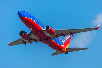 Southwest Airlines Boeing 737-7H4 N238WN 7-10-18