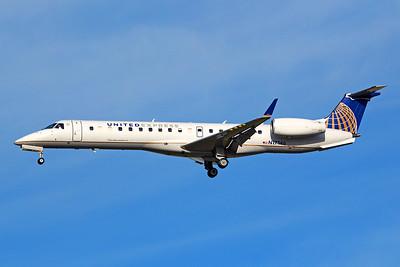 Trans States Airlines Embraer ERJ-145XR N17146 6-15-17