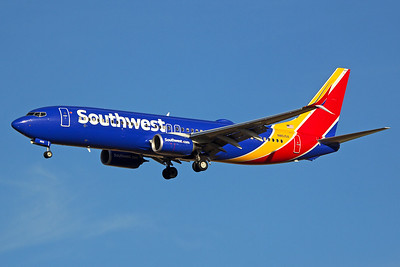 Southwest Airlines Boeing 737-8H4 N8515X 6-15-17