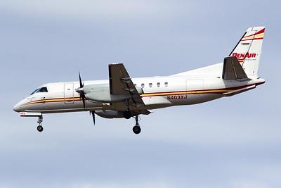 PenAir Saab 340B+ N403XJ 6-15-17