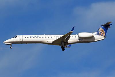 Trans States Airlines Embraer ERJ-145XR N10156 6-15-17