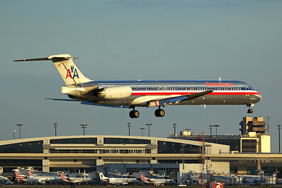 American Airlines McDonnell Douglas MD-82 N426AA 10-5-16