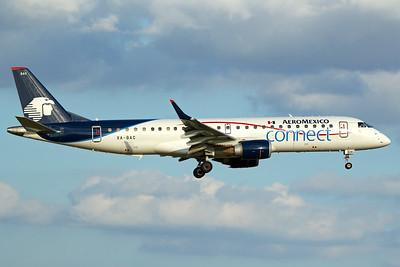 Aerolitoral Embraer ERJ-190-100IGW XA-BAC 10-5-16