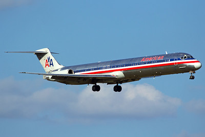 American Airlines McDonnell Douglas MD-83 N979TW 10-5-16