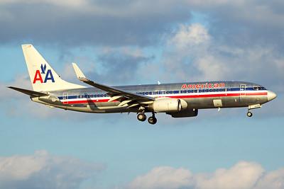 American Airlines Boeing 737-823 N866NN 10-5-16