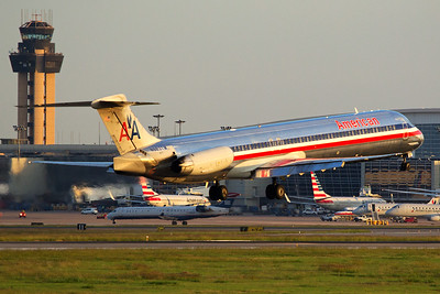 American Airlines McDonnell Douglas MD-83 N983TW 10-5-16