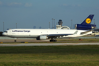 Lufthansa Cargo McDonnell Douglas MD-11(F) D-ALCJ 10-5-16