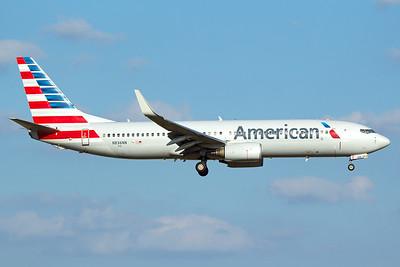 American Airlines Boeing 737-823 N836NN 10-5-16