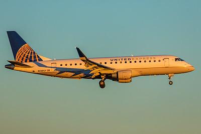 SkyWest Airlines Embraer ERJ-170-200LR N139SY 12-10-17