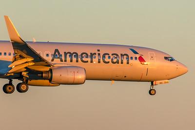 American Airlines Boeing 737-823 N926AN 12-10-17