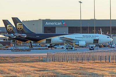 UPS Airbus A300F4-622R N166UP 12-10-17