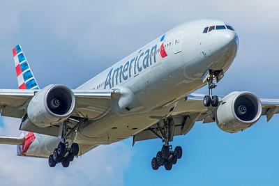 American Airlines Boeing 777-223(ER) N788AN 9-2-18