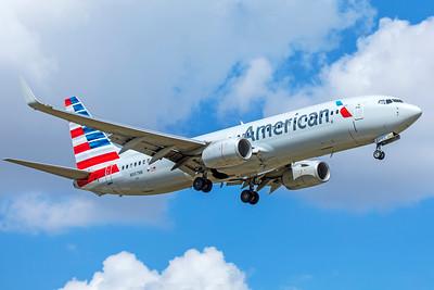 American Airlines Boeing 737-823 N907NN 9-2-18