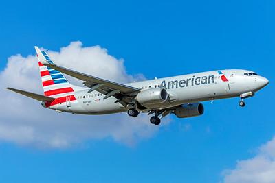 American Airlines Boeing 737-823 N981NN 9-2-18